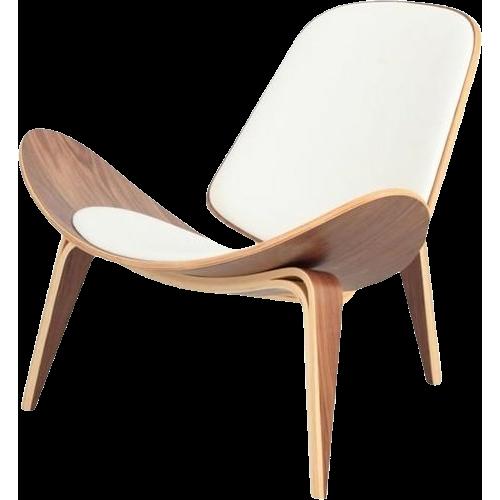 Shell Lounge Chair Hero